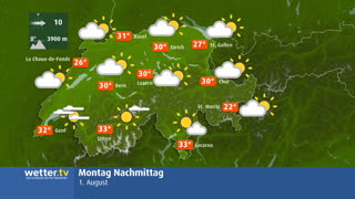 meteonews.TV  Das Schweizer Wetter Fernsehen