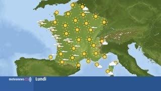 Flash météo France