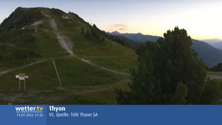 Webcams in den Bergen