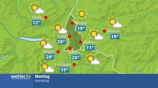 meteonews.TV — Always have the weather with you.